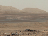 read the article 'NASA's Curiosity Nearing First Anniversary on Mars'