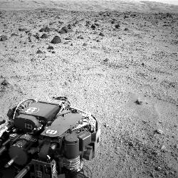 Heading for Mount Sharp, Sol 329