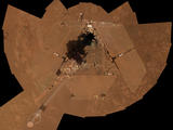 read the article 'NASA's Opportunity at 10: New Findings from Old Rover'