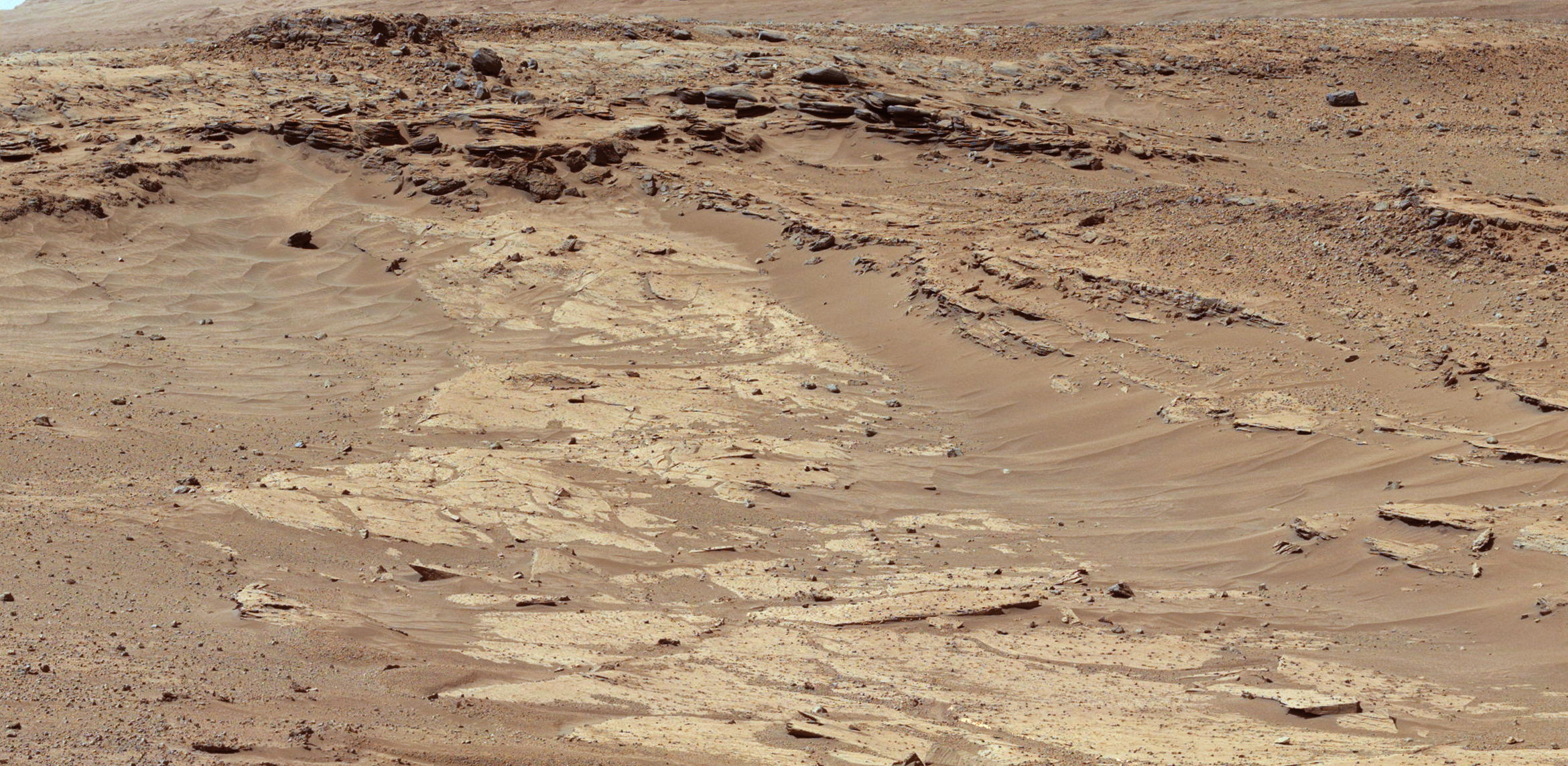 NASA: There's No Evidence of a Mars Civilization Thousands ...