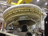 read the article 'NASA Coverage for Saucer-Shaped Test Vehicle Flight'