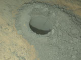 read the article 'NASA Mars Rover Curiosity Wrapping Up Waypoint Work'