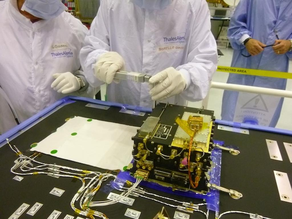 Europe's 2016 Mars Orbiter Gets NASA Electra Radio