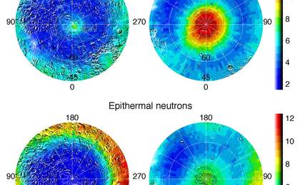 read the article 'Polar Maps of Thermal and Epithermal Neutrons'
