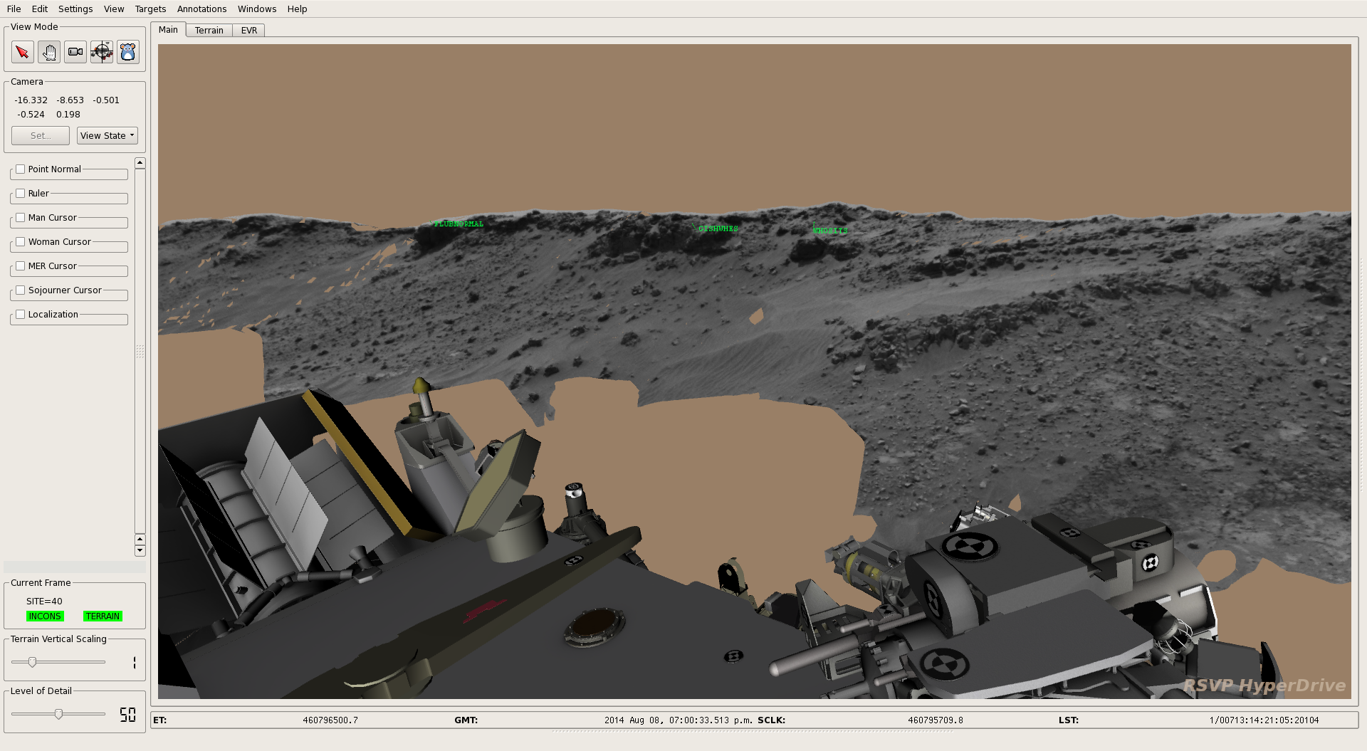 3d computer tools help in rover planning nasa s mars exploration
