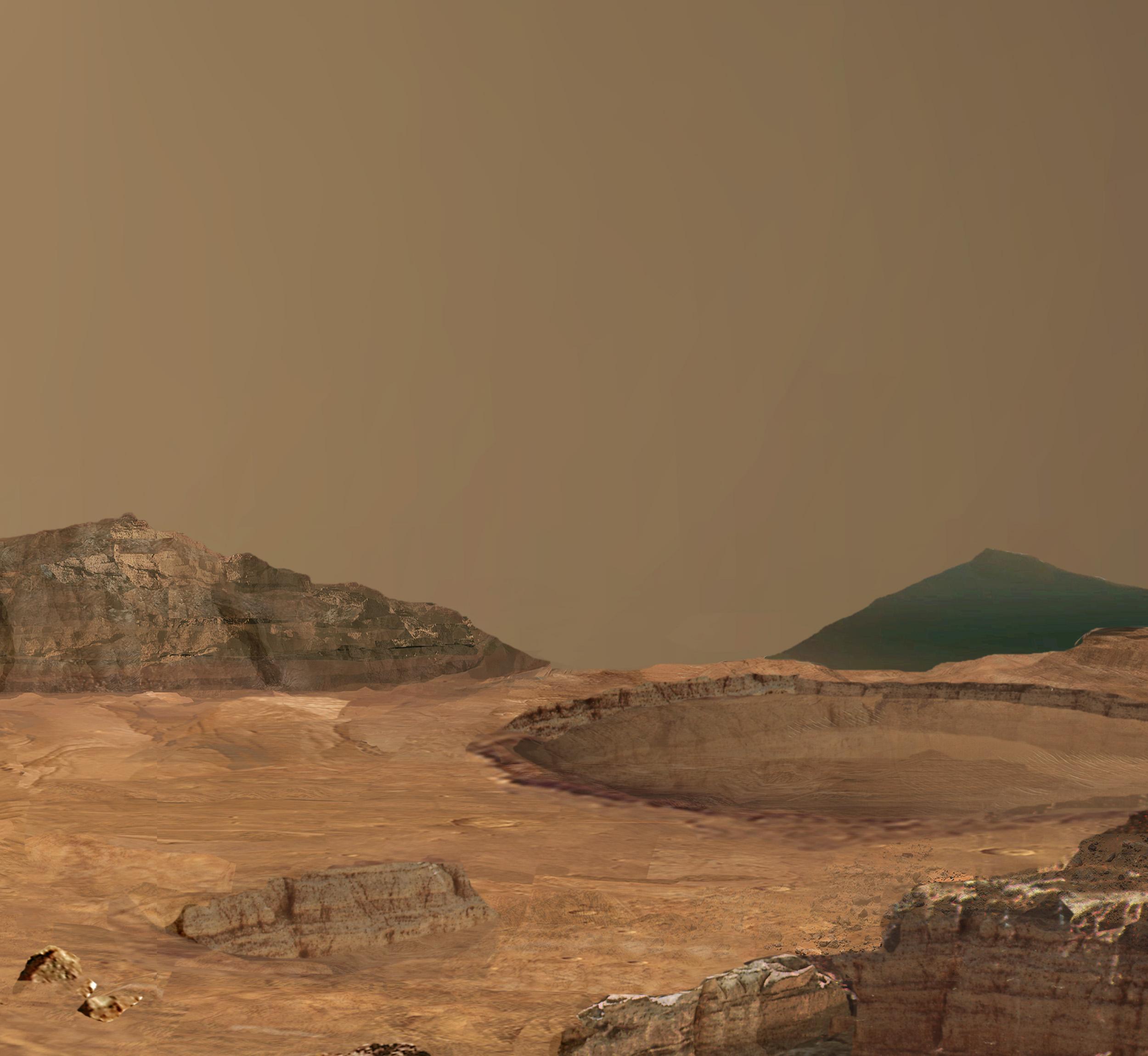 Life on Mars Exploration amp Evidence  Spacecom