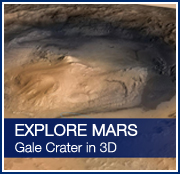 Explore: Learn About Gale Crater