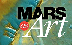 Mars As Art Gallery