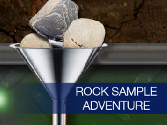 Choose your Martian sample adventure and learn about how Curiosity processes soil and atmospheric samples.