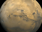 view 'Finding A Place to Land on Mars'