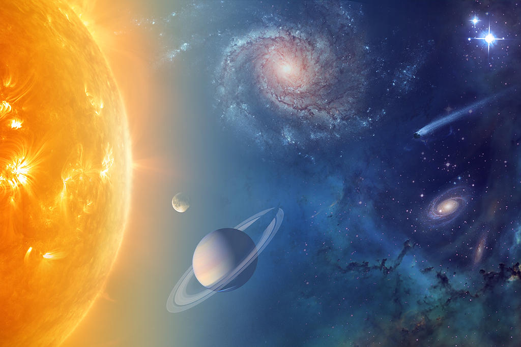 NASA is exploring our solar system and beyond to understand the workings of the universe, searching for water and life among the stars.