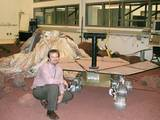 read the article 'Steve Alfery - Dealing for Rover Wheeling on Mars'