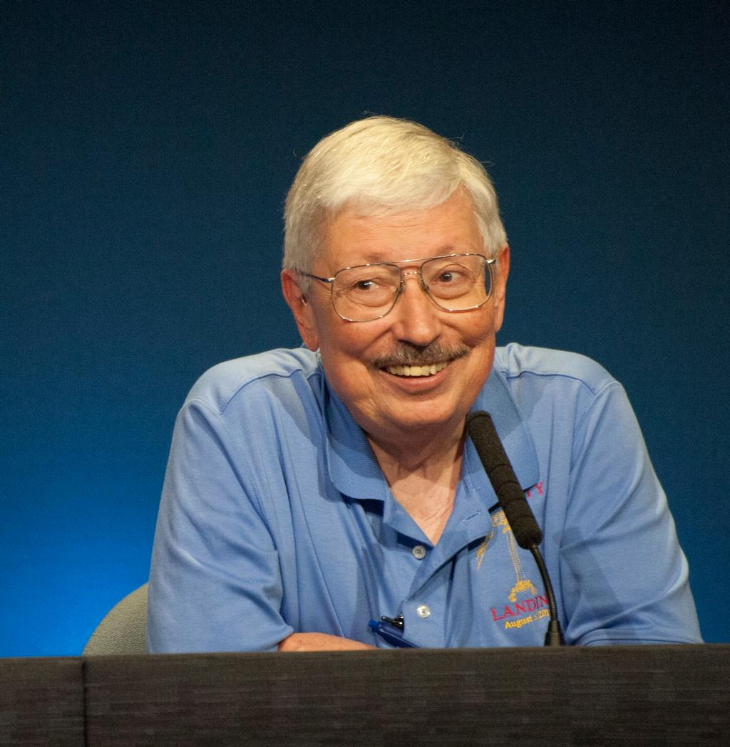 Peter C. Theisinger served as the first project manager of NASA's Mars Science Laboratory project at NASA's Jet Propulsion Laboratory, Pasadena, Calif.