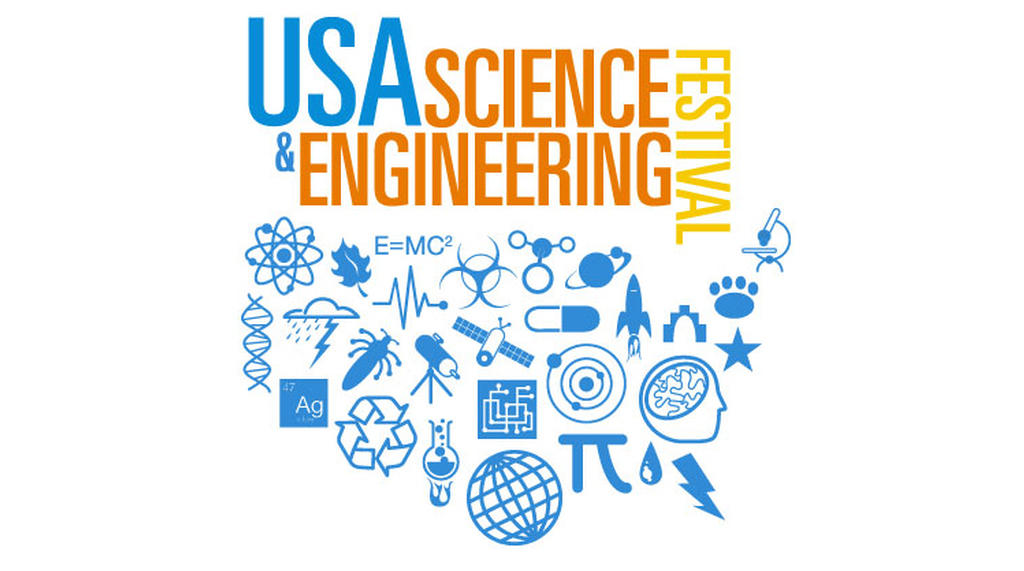 Science and Engineering Festival is April 25-27, 2014.