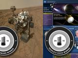 read the article 'Mars Rover Social Media, NASA/JPL Website Win Awards'