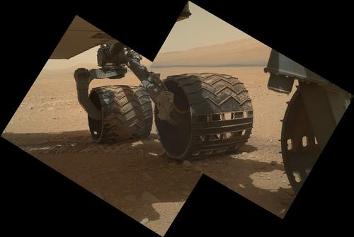 View more Curiosity wheel images