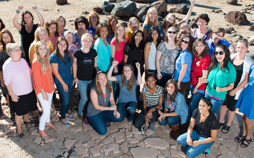 Women&#39s History Month: Celebrating Women Working on Mars