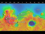 read the article 'Site List Narrows For NASA's Next Mars Landing'