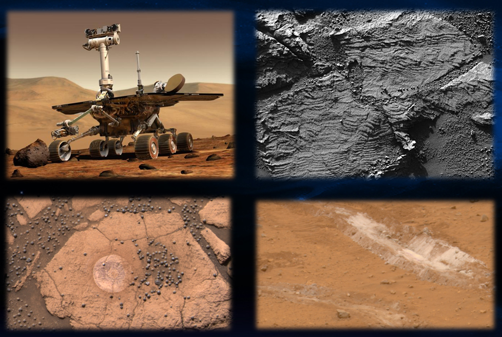 Mars Opportunity & Spirit Rovers: Mission Overview - NASA Mars