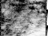 Mariner 4 image showing an area on the western border of Amazonis Planitia.