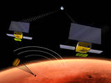 read the article 'NASA Prepares for First Interplanetary CubeSats on the Agency's Next Mission to Mars'