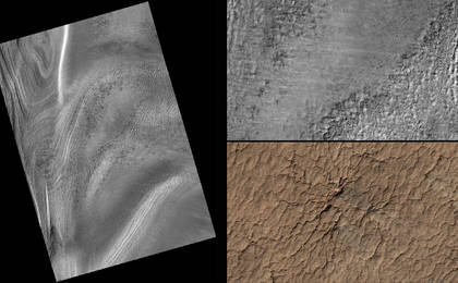 read the article 'Volunteers Help Decide Where to Point Mars Camera'