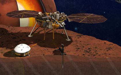 see the image 'Your Name Could Go to Mars Aboard NASA's InSight Lander'