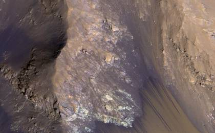 read the article 'For Anniversary of Orbiter's Launch: Seasonal Flows in Mars' Valles Marineris'