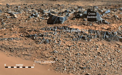 see the image 'Secrets of 'Hidden Valley' on Mars'