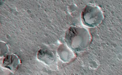 read the article 'The Ares 3 Landing Site (Figure A)'