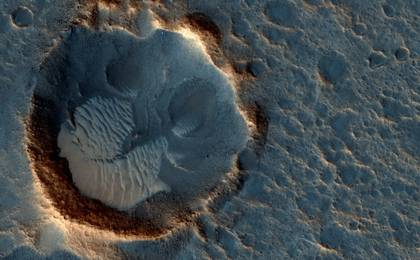 read the article 'The Ares 3 Landing Site: Where Science Fact Meets Fiction'