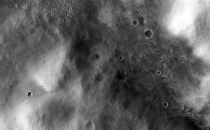 read the article 'Western Edge of Mars' Marth Crater, a Movie Location'
