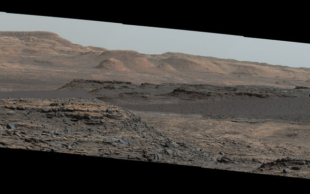 read the article 'NASA's Curiosity Mars Rover Heads Toward Active Dunes'