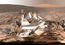 Full-Circle Panorama Beside 'Namib Dune' on Mars