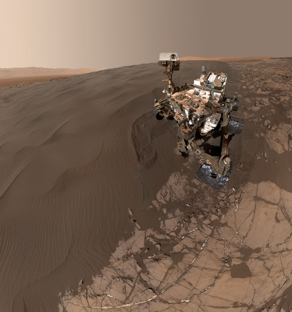 mars rover draws in sand - photo #4