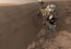read the news article 'Sandy Selfie Sent from NASA Mars Rover'