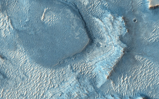 Nili Fossae: A Splashy Array of Minerals and a Dash of Methane