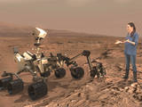 read the article ''Mixed Reality' Technology Brings Mars to Earth'
