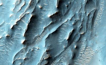 read the article 'For a Decade Orbiting Mars: One Recent View'