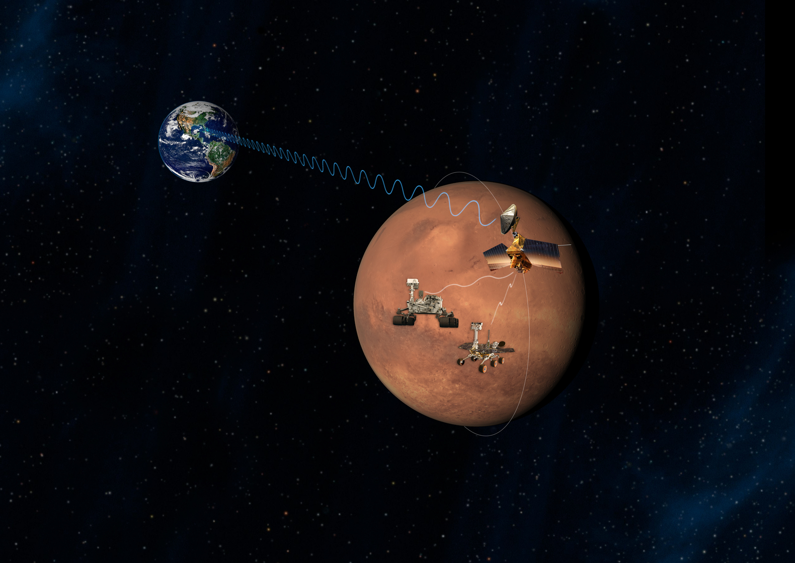 Communications Relay image