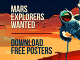 read the article 'What kind of an explorer are you? Download, print and share a poster that speaks to you.'