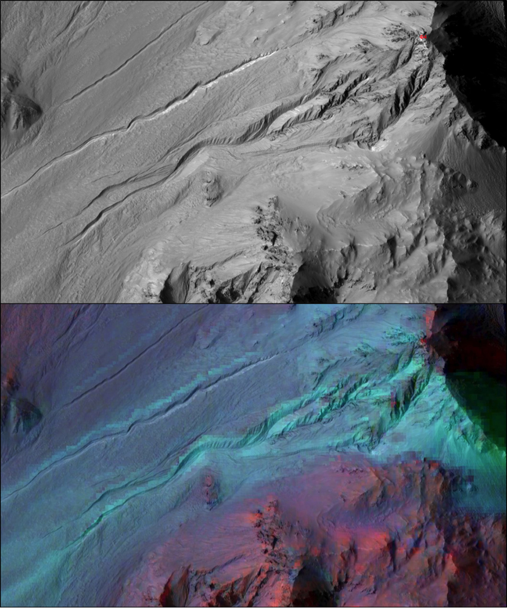 water on mars Astronomy picture of the day can you help discover water on mars finding water on different regions on mars has implications for understanding its complex.