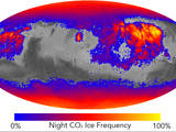 read the article 'Frosty Cold Nights Year-Round on Mars May Stir Dust'