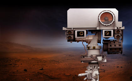 read the article 'NASA to Launch Mars Rover in 2020'