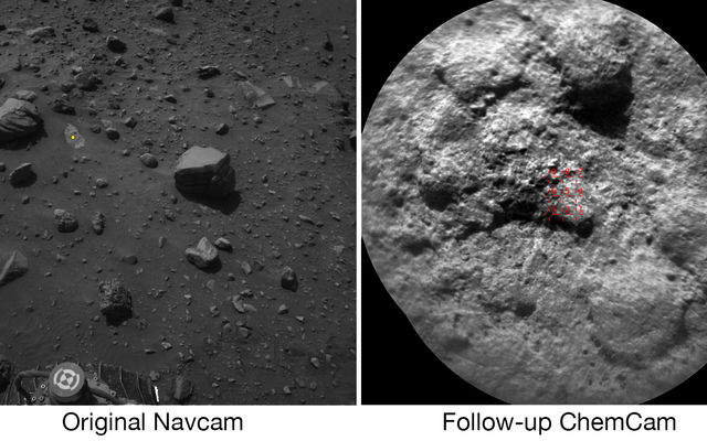 read the article 'NASA Mars Rover Can Choose Laser Targets on Its Own'
