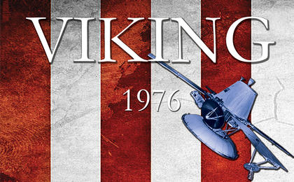 read the article 'Viking 40 Year Anniversary Artwork: American Flag'