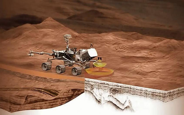 the game mars rover -#main
