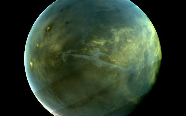 A Sharpened Ultraviolet View of Mars