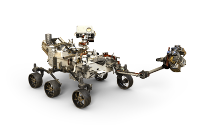 read the article 'Mars 2020 Rover - Artist's Concept'