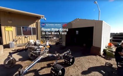 Link to the interactive Mars Yard 360 video
